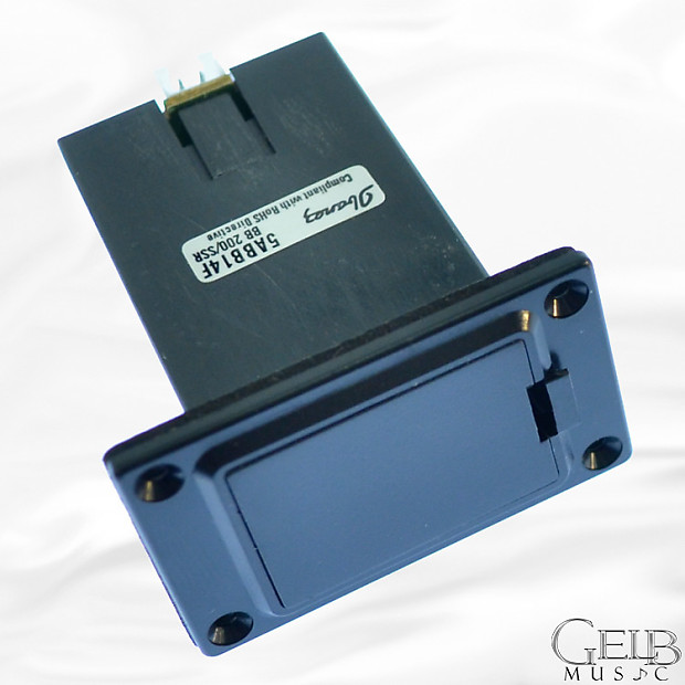 ibanez 5abb14f 9v battery box for ibanez acoustic electric reverb. Black Bedroom Furniture Sets. Home Design Ideas