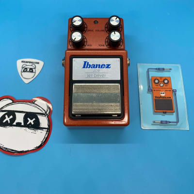 Ibanez JD9 Jet Driver Overdrive | Fast Shipping!