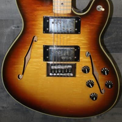 Fender  Starcaster  1977 Sunburst for sale