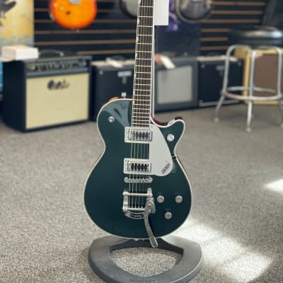 Gretsch G5230T Electromatic Jet FT with Bigsby 2020 - 2021 Cadillac Green