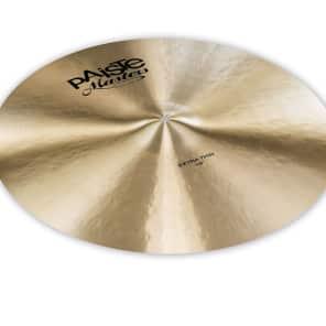 "Paiste Masters Extra Thin Multi Cymbal 19"""