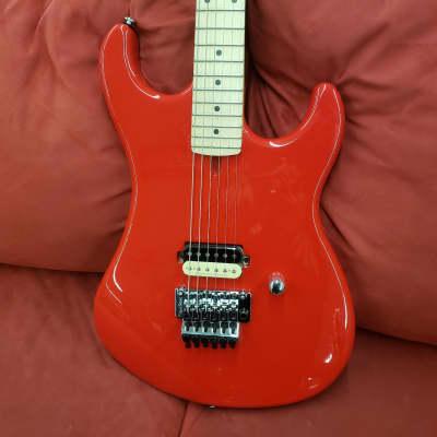 Kramer The '84  Radiant Red for sale