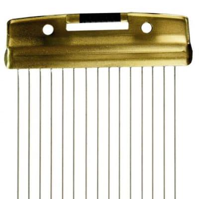 Grover Jazz Dark Snare Wires 14in - 15 strands