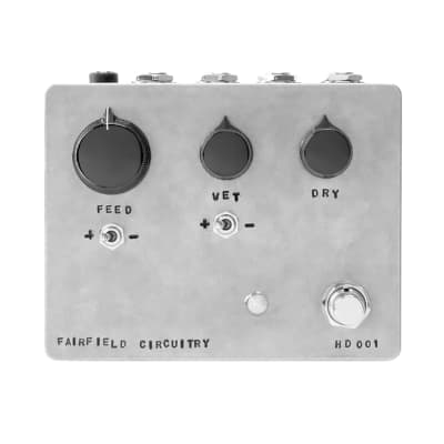 Fairfield Circuitry Hors d'Oeuvre? Active Feedback Loop Guitar Effects Pedal