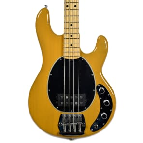 Music Man StingRay Old Smoothie Bass MN Butterscotch for sale