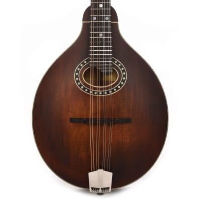 Eastman MD304 Sitka/Maple A-Style Oval Hole Mandolin Classic Finish