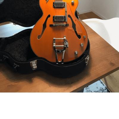 Duesenberg Imperial 2007 Light-orange - Hollow body - Archtop for sale