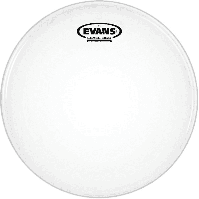 Evans BD20G1 G1 Clear Bass Drum Head - 20""