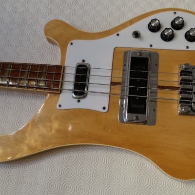Rickenbacker 4001 1977 Mapleglo