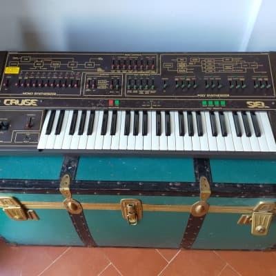 Siel Cruise - Italo Vintage Synth + Original Hardcase