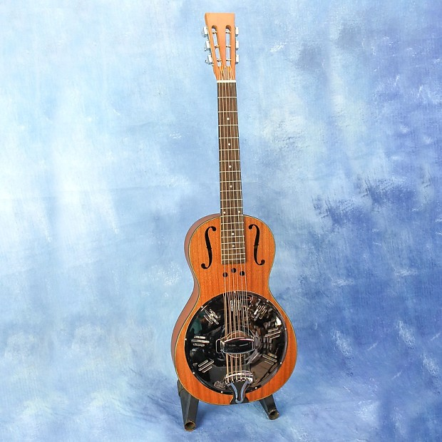 Royall Parlorator All Mahogany Parlor Size Resonator