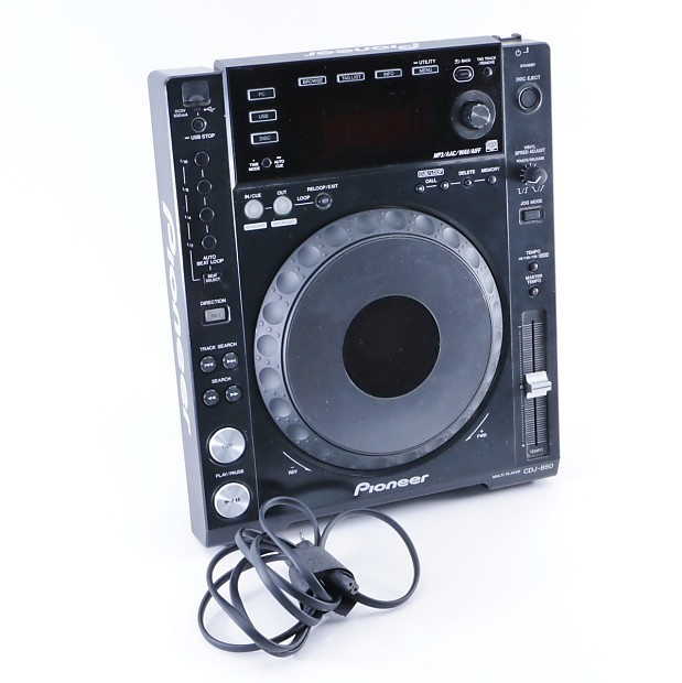 PIONEER CDJ-850-K DJ DECK DRIVER FOR WINDOWS 10