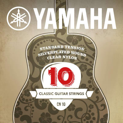Yamaha SCN10 Classical Guitar Strings - Normal for sale