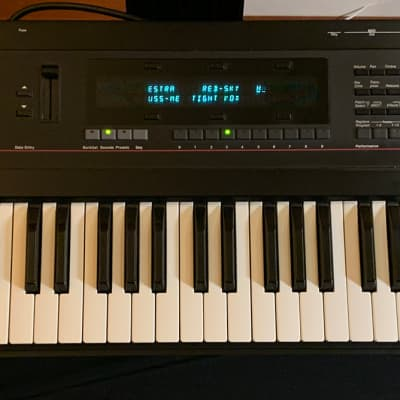 Ensoniq SD-1 Workstation