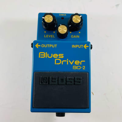 Boss BD-2 Blues Driver *Sustainably Shipped*