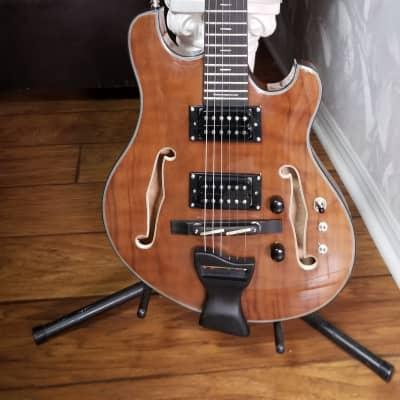 2020 Flamed Walnut Ollandoc Guitar Keywords Phish Languedoc for sale