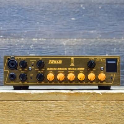 Markbass Little Mark Tube 800 Hybrid 800-Watt RMS Bass Amplifier Head #R4007900