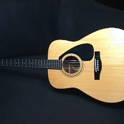 A Yamaha Model FG 410 A  Solid Wood Flat Top Guitar in a Soft Case & Ready to Play   14 G for sale
