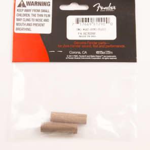 Genuine Fender Guitar Walnut Dowels Bi-Flex™ Truss Rod Cavity Plugs 002-7932-049