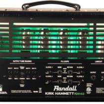 Randall KH103 Kirk Hammett Signature Head 2010s Black image