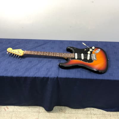 1996 Fender 50th Anniversary USA Strat Stratocaster Electric Guitar Texas Specials for sale