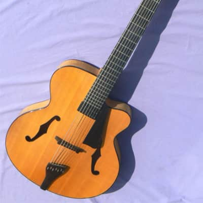 c.2003 Devoe 18 Seven String: Warm Voice, Easy Neck, Best Buy! for sale