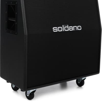 Soldano 412 Angled Cabinet 4x12