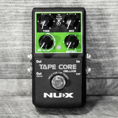 NU-X Tape Core Deluxe Delay Pedal USED