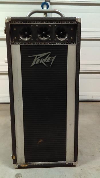 2 peavey 1210ts t 300 speaker pair 8 ohm vintage heavy duty reverb. Black Bedroom Furniture Sets. Home Design Ideas