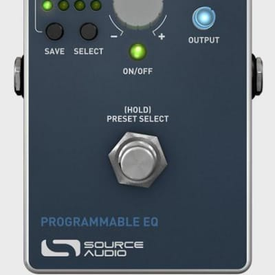Source Audio Programmable EQ - Programmable EQ for sale