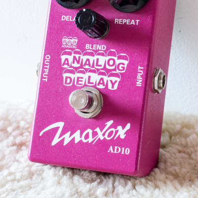Maxon AD10 Analog Delay Pedal for sale