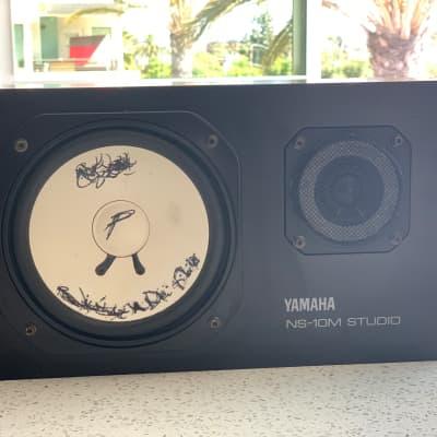 Yamaha NS-10M ( Matching Pair)  Black