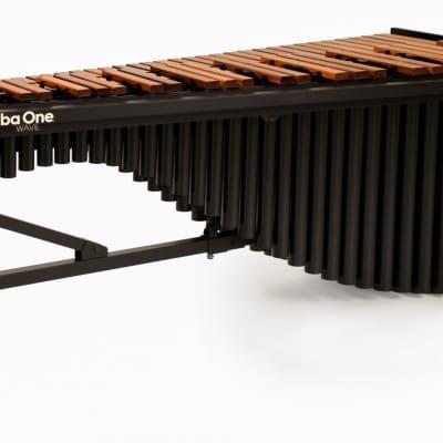 Marimba One 9611 5.0 Octave with Classic resonators, Traditional keyboard