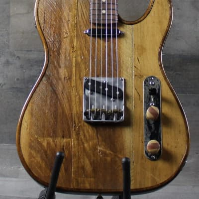 Walla-Walla Maverick Vintage Wood Sawn 2018 Honey Stain