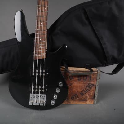 2004 Ibanez SRX300 4-String Bass Guitar Black + Gig Bag for sale