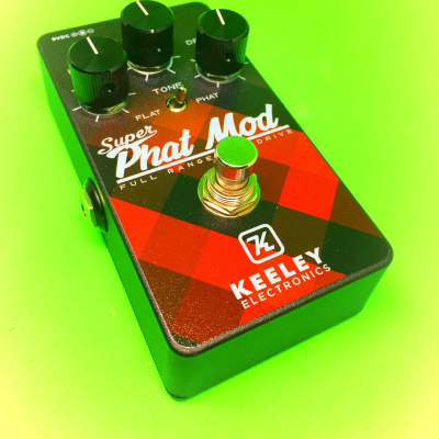 Keeley Super Phat Mod Ltd. Canadian Edition