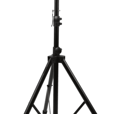 Musician's Gear All Steel Speaker Stand Black