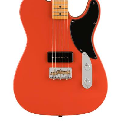 NEW Fender Noventa Telecaster - Fiesta Red (488)