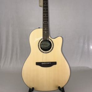 Applause AB24 A II Acoustic-Electric Guitar w/ warranty– Natural for sale