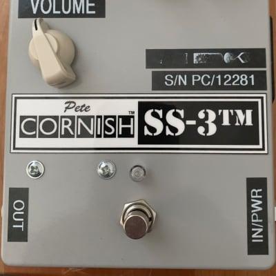 Pete Cornish SS-3 Overdrive Pedal