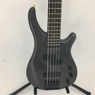 Used Miller Pro-Master 5-String Bass Guitar for sale