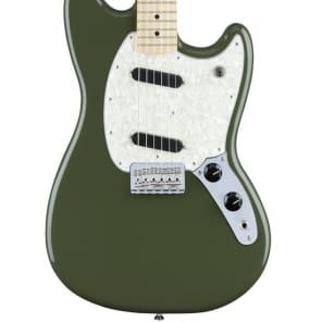 Fender Mustang - Olive