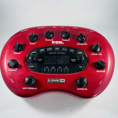 Line 6 POD xt Multi-Effect and Amp Modeler *Sustainably Shipped*