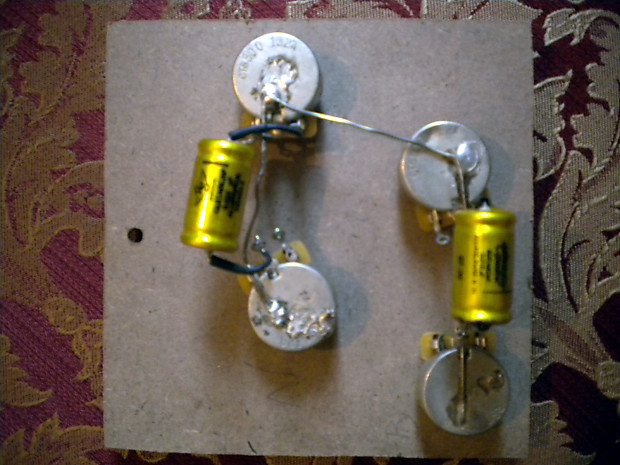 50 S Wiring Harness Les Paul : Rs guitarworks les paul s style wiring harness reverb