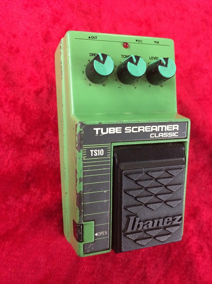 Ibanez TS10 Tube Screamer Classic