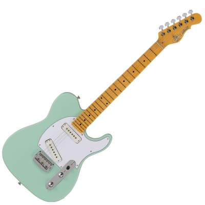 G&L ASAT Special Electric Guitar - Surf Green for sale
