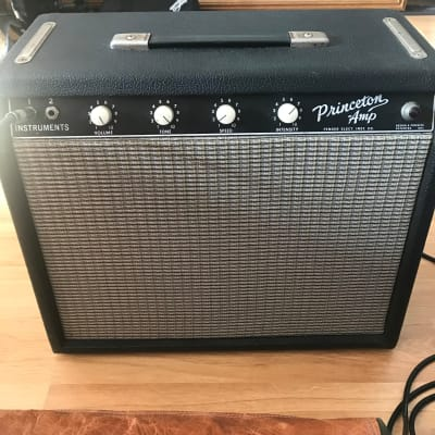 1964 Fender Princeton TUXEDO 6G2 for sale