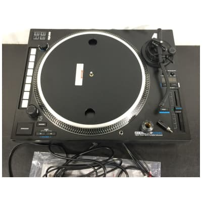 Reloop RP-8000-MK2 Advanced Hybrid Torque Turntable w/ MIDI feature section