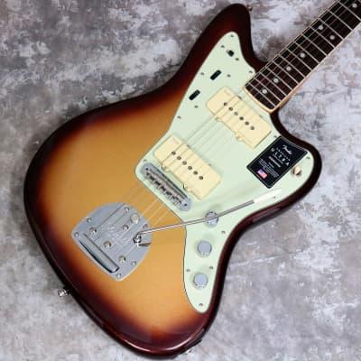 Fender USA American Ultra Jazzmaster Mocha Burst
