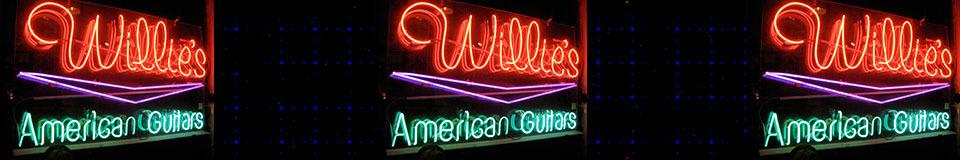 Willie's American Guitars